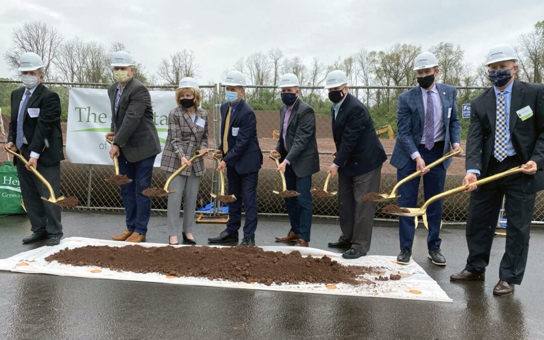 Heritage of Green Hills Breaks Ground on State Of The Art Health Care Center